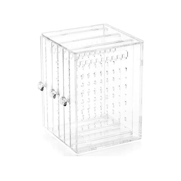 NWT! Acrylic Jewelry Box ✨